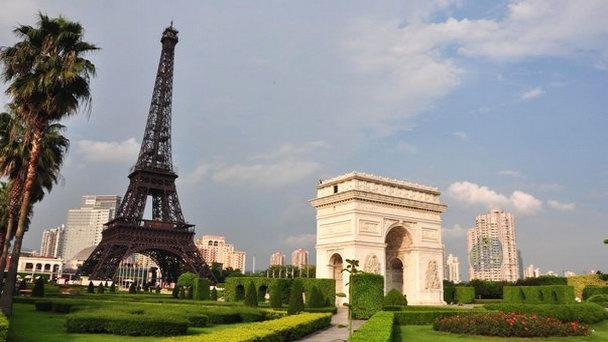 Парк Окно в Европу и Азию