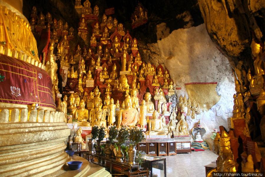 Пещера Десяти Тысяч Будд