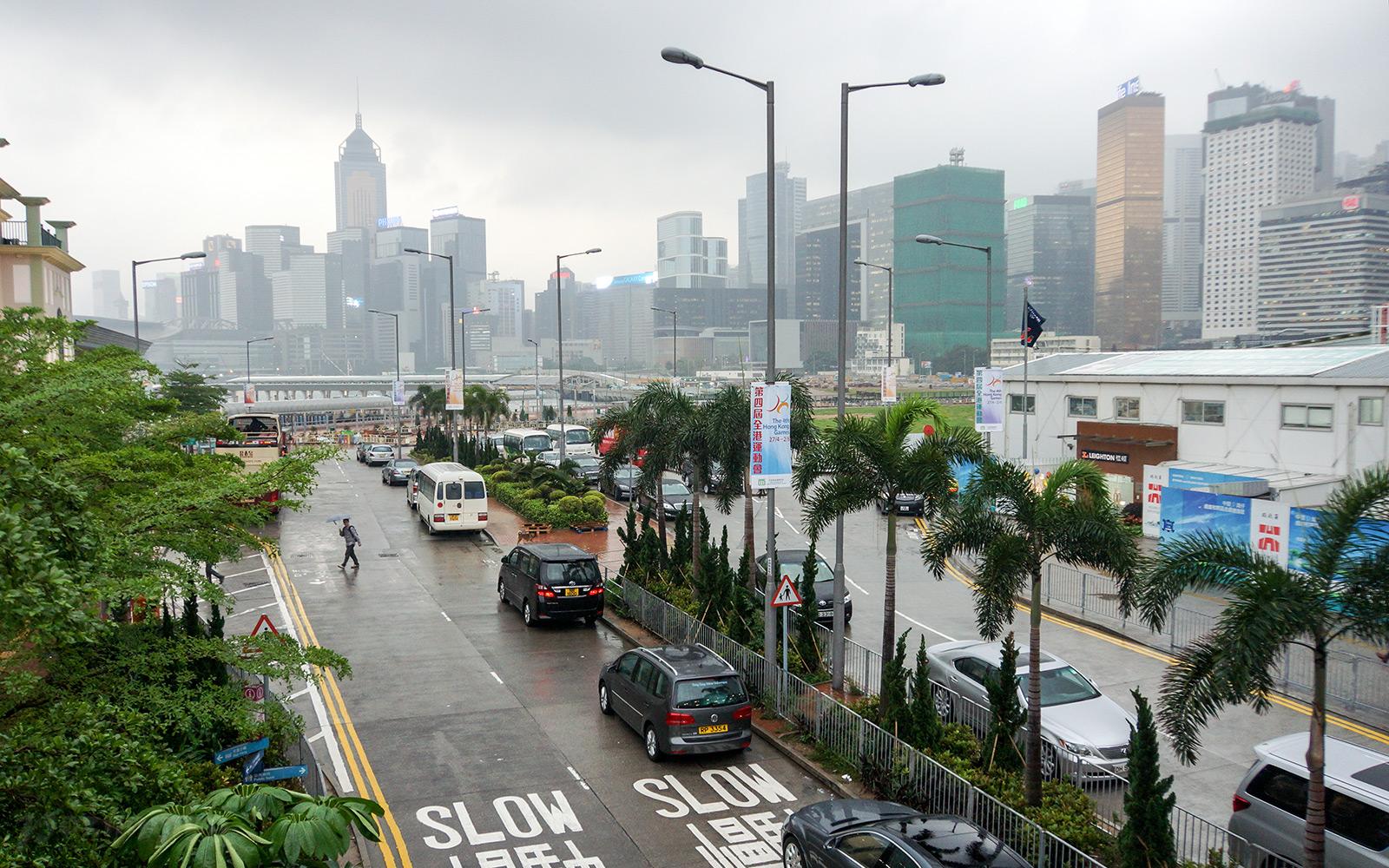 Погода в Гонконге осенью