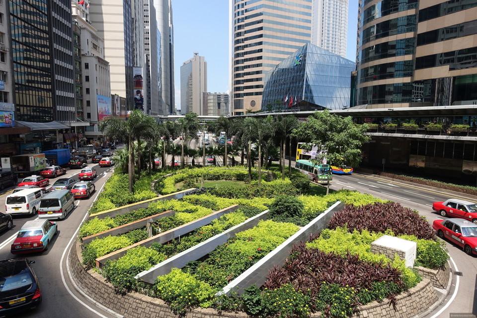 Погода в Гонконге весной