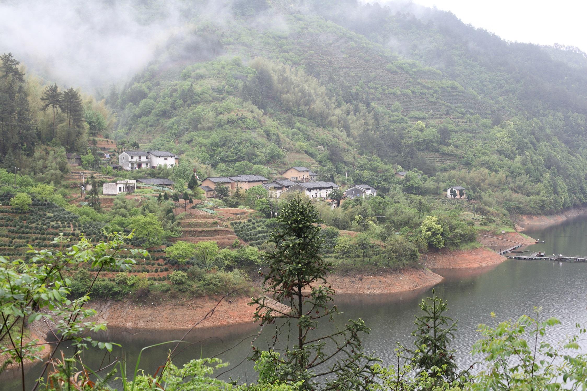 Провинция Anhui