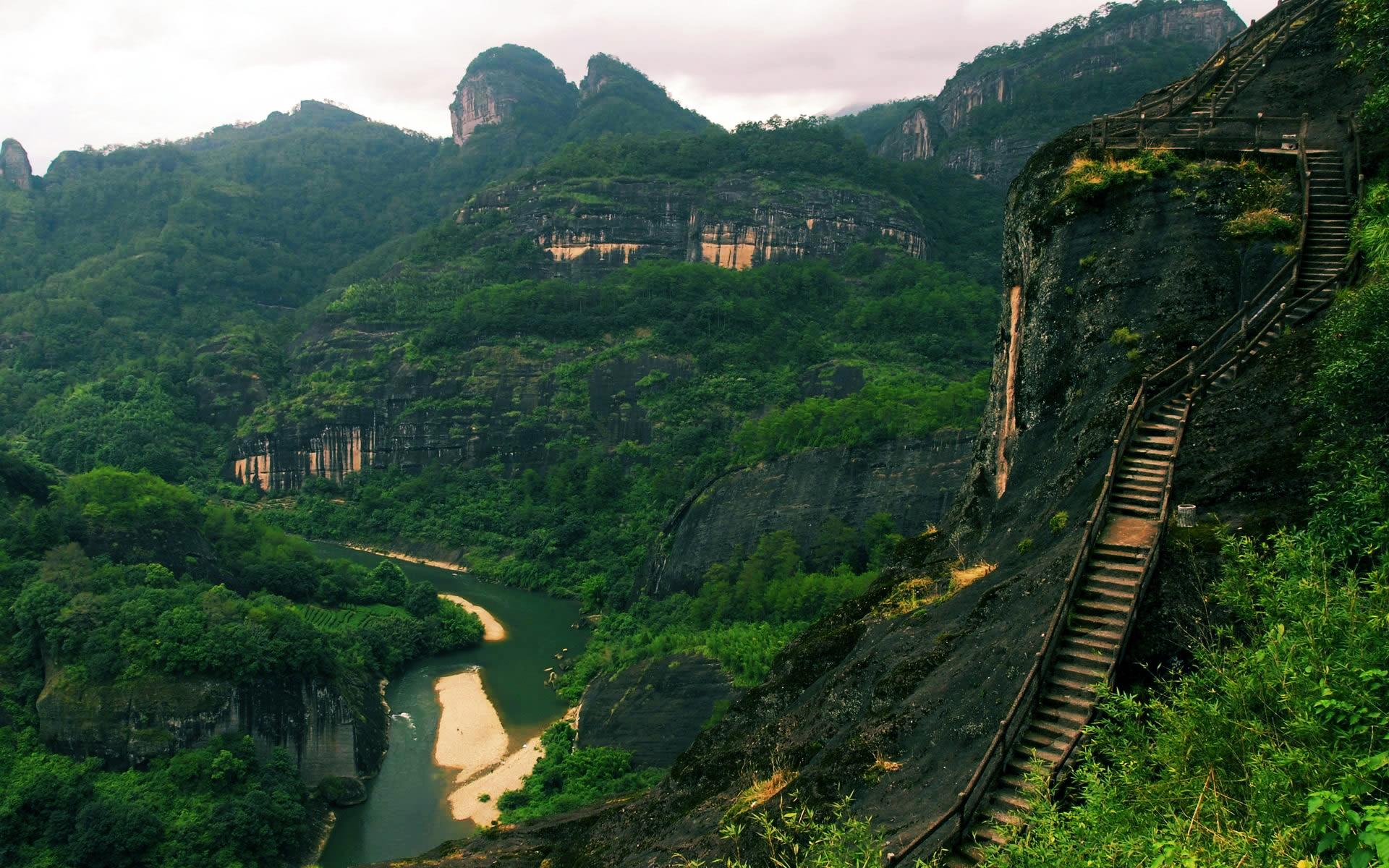 Провинция Fujian