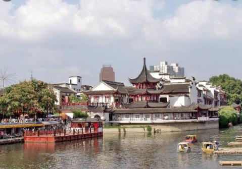 Провинция Цзянсу в Китае