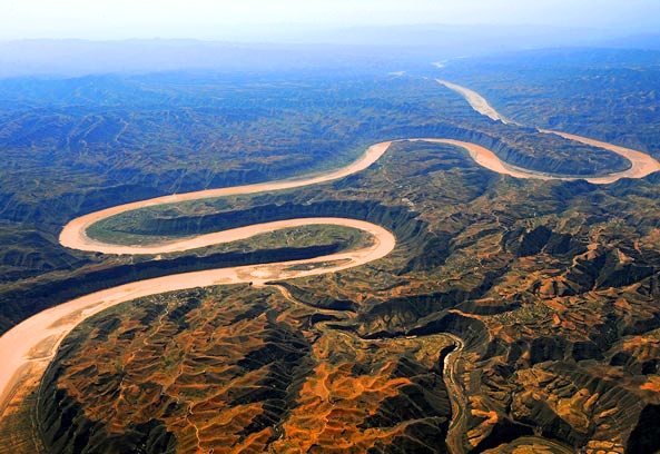 Река Хуанхэ