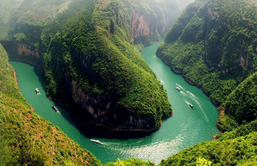 Реки Китая