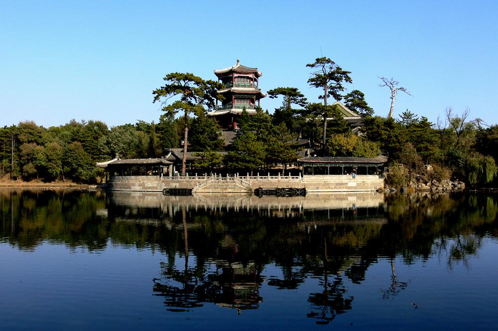 Резиденция Бишушаньчжуан