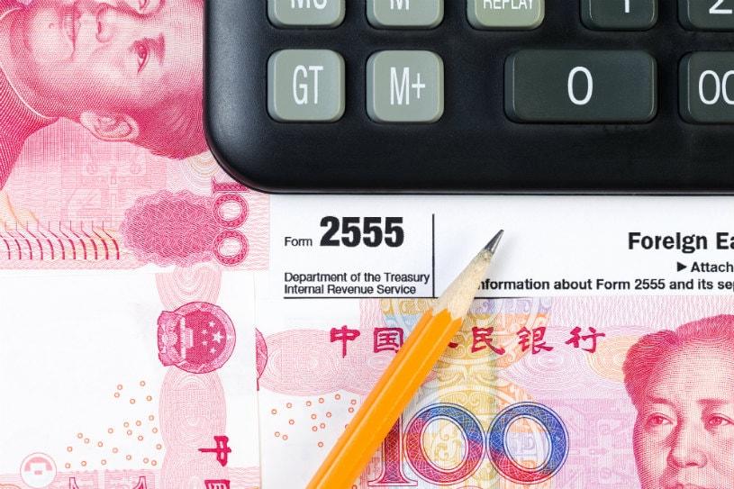 Система налогообложения в Китае