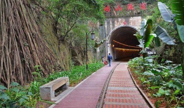 Тоннель Ваншишань