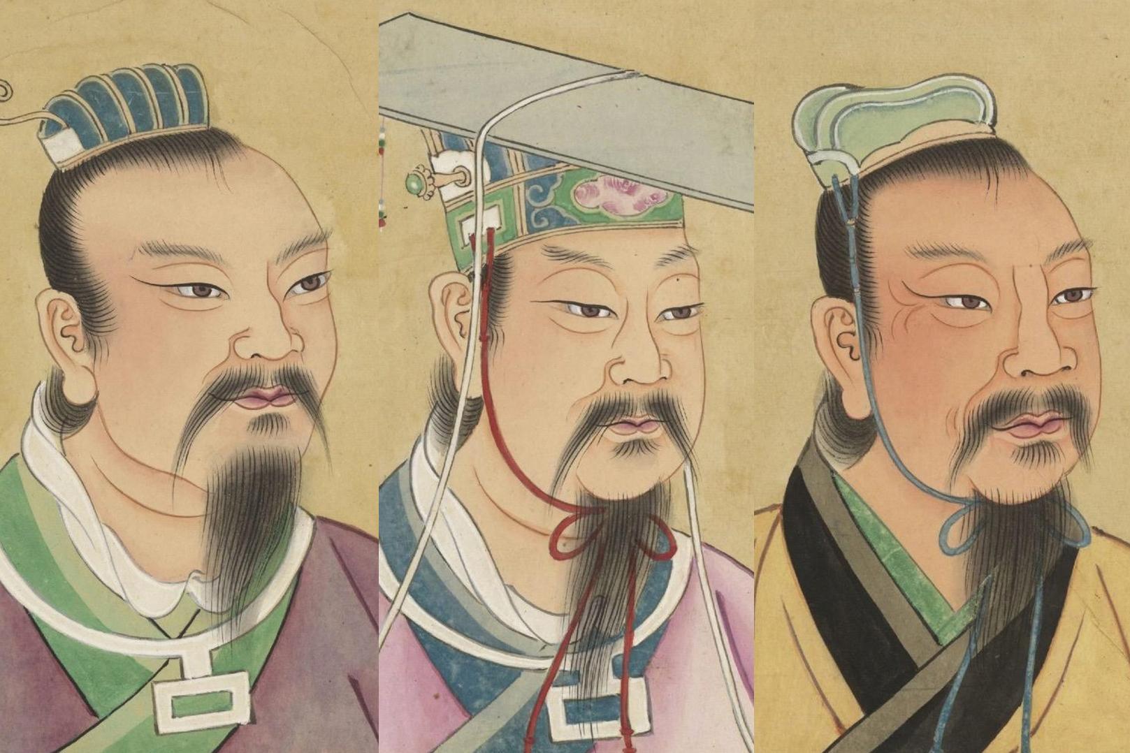 Великие китайские императоры