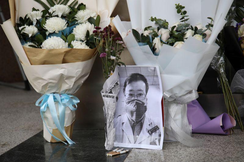Лян Удун - 62-летний китайский врач, умерший от коронавируса